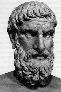 Epicurus of Samos (341-270 BC) -- from Eric Weisstein's World of ...