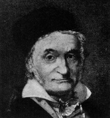 Gauss, Karl Friedrich (1777-1855) -- from Eric Weisstein's World ...